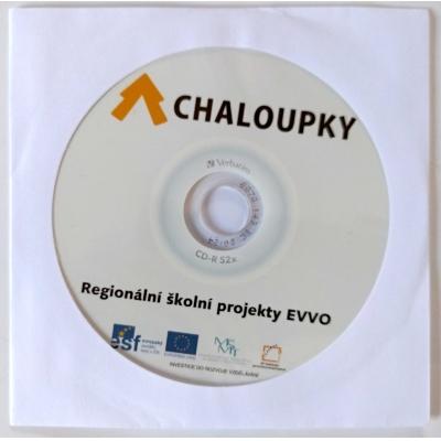 Regionální projekty EVVO na CD